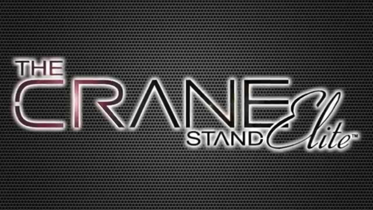 Crane Crane Stand Elite CV5 Laptop Stand, black | MUSIC