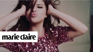 On Set With Selena Gomez | Behind the Scenes