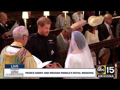 THE VOWS: Prince Harry and Meghan Markle's Royal Wedding