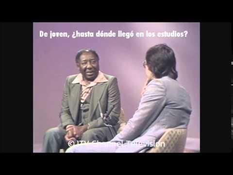 Entrevista Muddy Waters (1981) Parte 1 de 2 - subtítulos en español