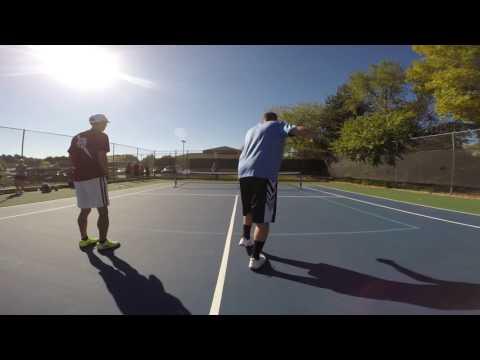 Eric/Tim vs Chris/Jordan - Prairie Life Fitness 4.5+ Mens Doubles Pickleball Tournament