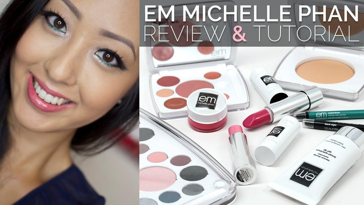 Michelle Phan Cosmetics Bright Smoky Eye
