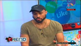#theTrend: Elani talk about their new album and being quiet in the music industry