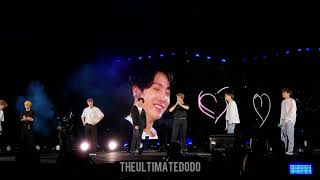 [6.13 MB] 190602 ARMYs sing Young Forever to surprise BTS @ Speak Yourself Wembley Stadium London Concert