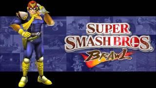 Super Smash Bros Brawl Music - Big Blue - (HD)