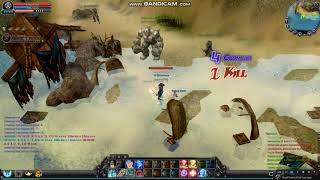 Cabal Online Europe Mercury Monster Hunting Event Part 2