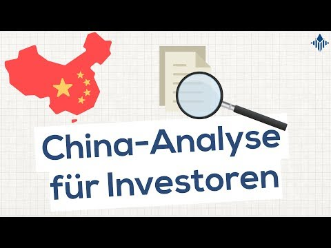 In China-Aktien Investieren! Risiken + Chancen I Investieren In China #1