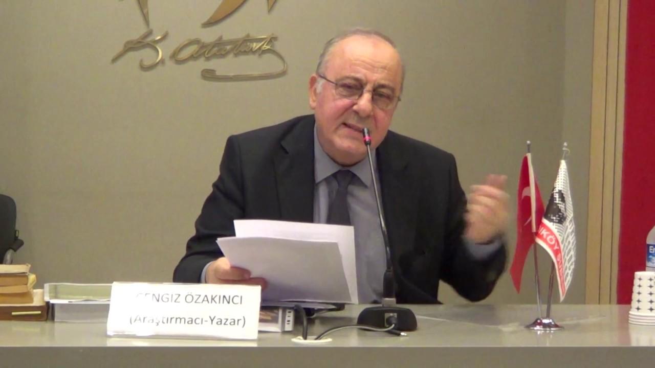 Cengiz özakıncı 95 Yılında Lozan Konferansı Youtube