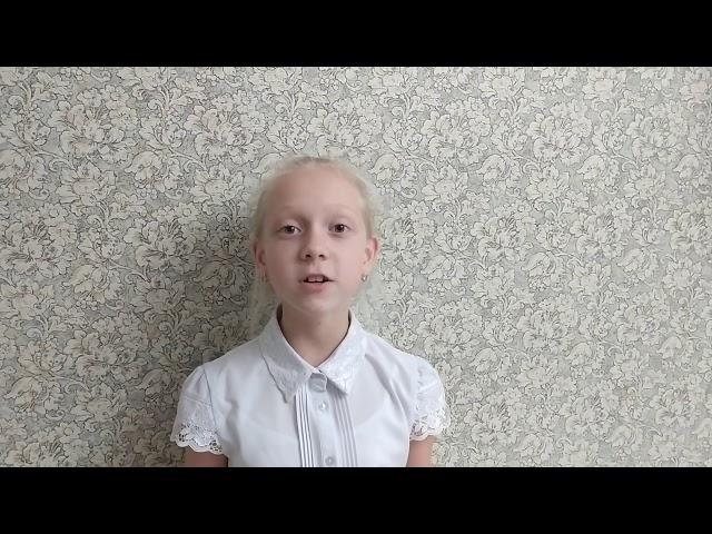 Изображение предпросмотра прочтения – ДаринаГолышева читает произведение «Гой ты, Русь, моя родная!..» С.А.Есенина