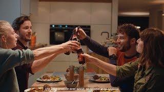 Un bon plat, une Jupiler et des bons amis !
