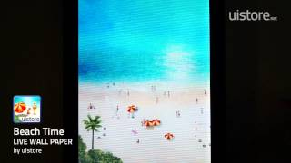 Beach Time LiveWallpaper