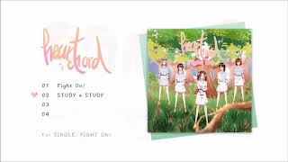 Heart Chord(ハート・コード) 1st Single- Fight On! Sampler (Luce Twinkle Wink Cover)