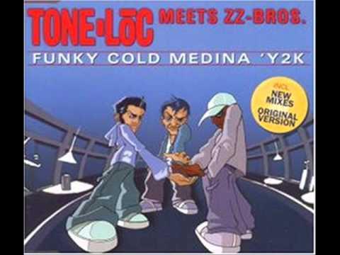 TONE LOC meets ZZ-Bros. - Funky Cold Medina 'Y2K