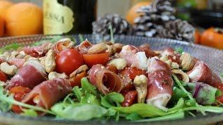 Рецепт- Салат к празднику