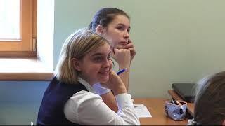 «Подготовка к лету». Урок в Елизаветинской гимназии (18.05.2018 г.)