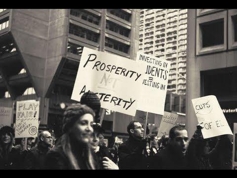 Prosperity v. the Austerity Fetishists