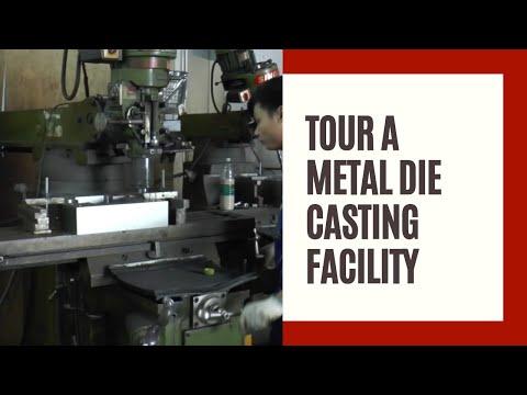 Metal Die Casting Facility