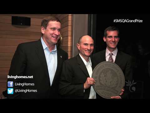 2017 Sustainable Quality Awards Grand Prize - LivingHomes