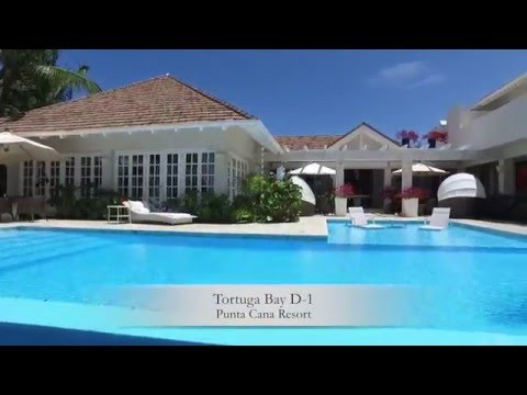 tortuga bay d 1 punta cana resort youtube. Black Bedroom Furniture Sets. Home Design Ideas