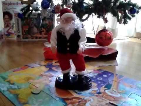 Babbo Natale Canta Jingle Bell Youtube