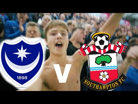 LOUDEST FANS/FIGHTS/DRAMA (Portsmouth V Southampton)