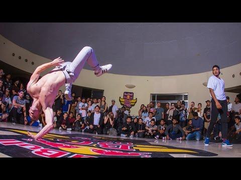 BC One Dubai Final Battle: Nader VS Suicide
