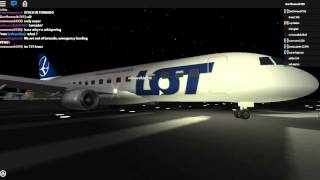 Un endroit avec les avions de ligne ROBLOX Plane Spotting #4