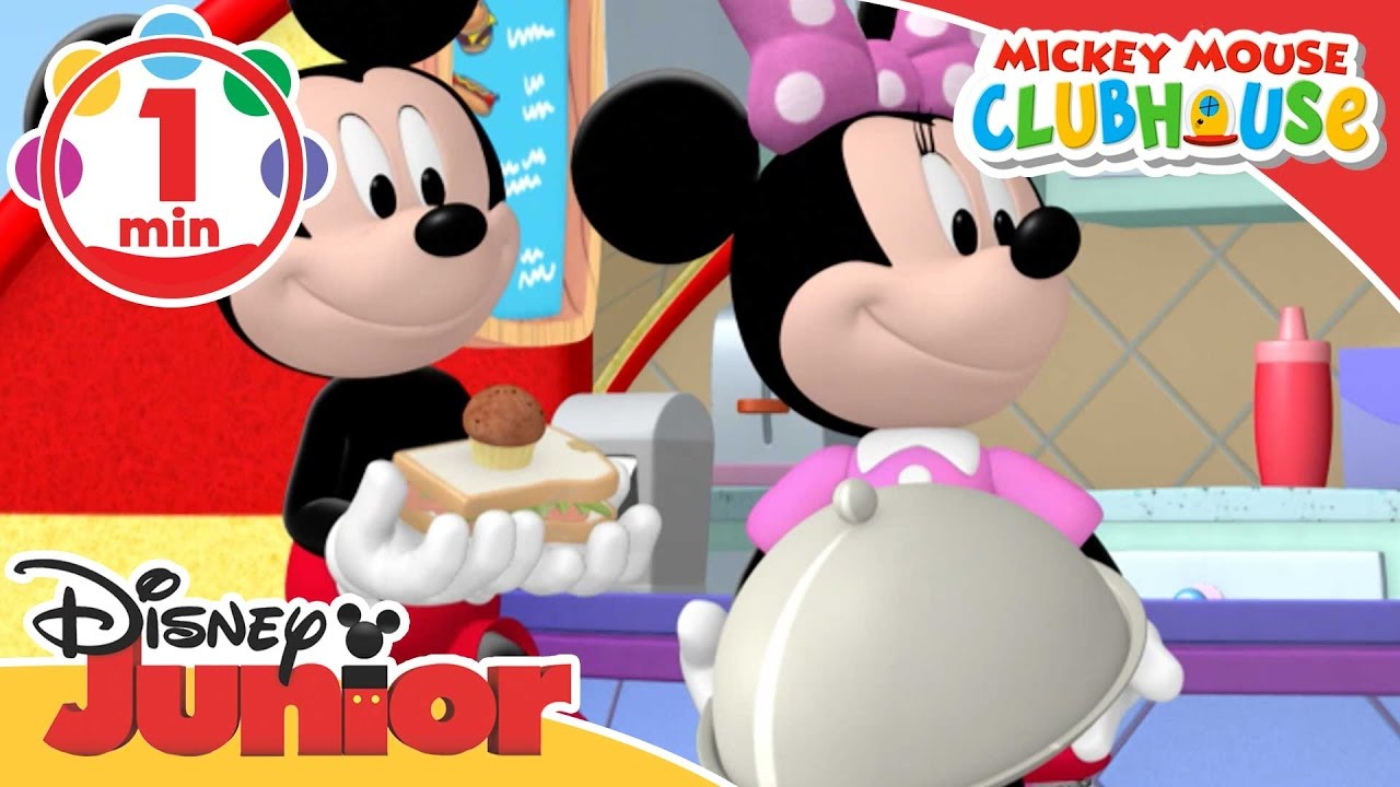 Mickey Mouse Clubhouse Chef Goofy On The Go Song Disney Junior Uk Youtube