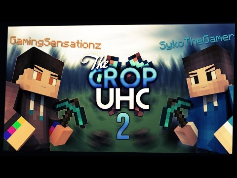 """The Crop UHC """"Exploring The Abandoned Mine """" EP 2 (60FPS)"""