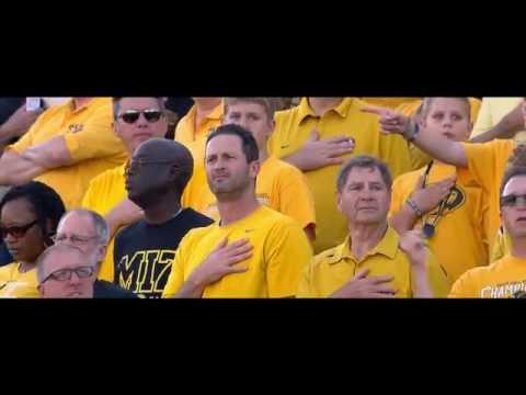 Olympian J'den Cox Sings National Anthem