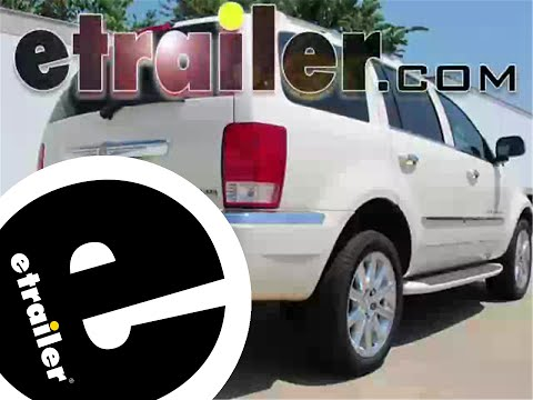 etrailer | Trailer Wiring Harness Installation - 2008 Chrysler Aspen -  YouTubeYouTube
