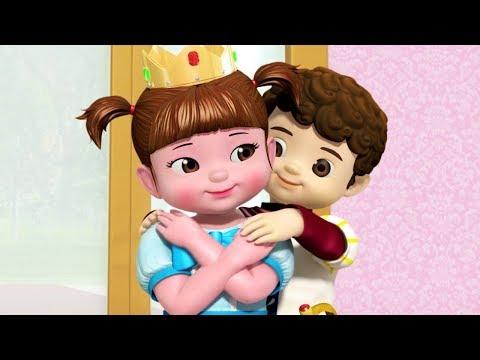Kongsuni and Friends 115 | First Dance | HD | English Full Episode | Cartoons For Children