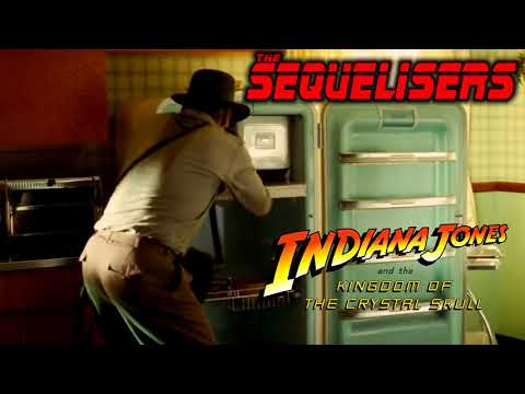 The Sequelisers Podcast - Indiana Jones and the Kingdom of the Crystal Skull Reel 1 (S03E08R1)