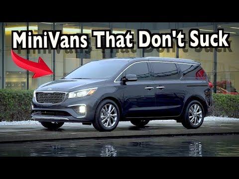 Most Reliable Minivans Since 2015