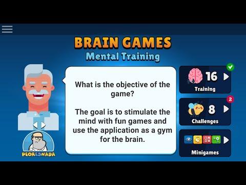 Game Otak: Pelatihan Mental!