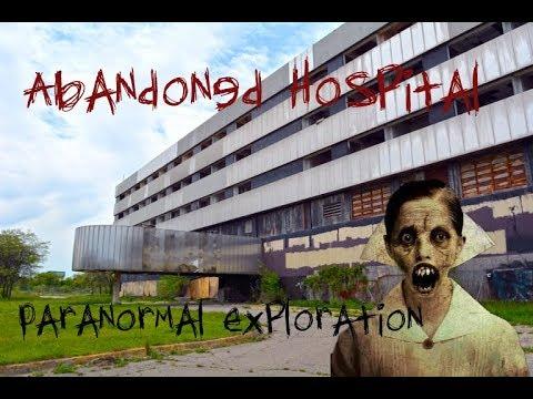 Detroit Hospital Paranormal Exploration