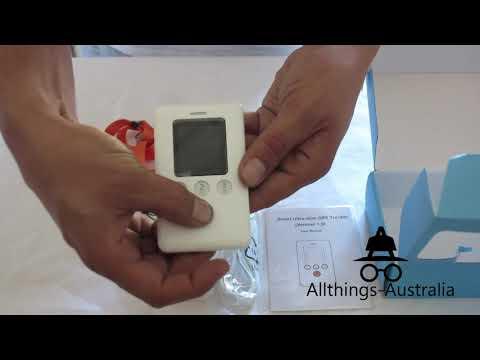4G GPS Tracker  Personal Alarm for Kids & Elder, Real Time SOS Mobile GPS Tracker