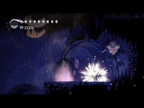 Hollow Knight Getting Void Heart And Getting Salubras Blessing Youtube