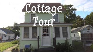 Hotel Tour: Ashworth Cottage Vacation Rental Chincoteague Island VA