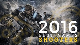 Best Games of 2016: Shooters