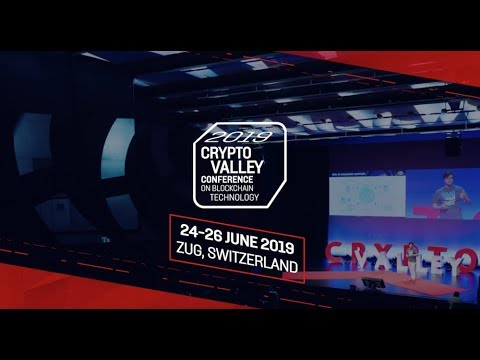 2019 Crypto Valley Blockchain Conference | IEEE
