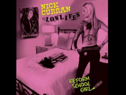 Nick Curran & the Lowlifes- Psycho