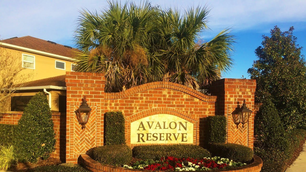 Avalon Reserve Winter Garden Fl 34787 2018 - YouTube