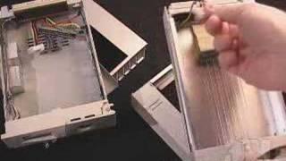 #299 - Cremax Mobile Hard Drive Racks