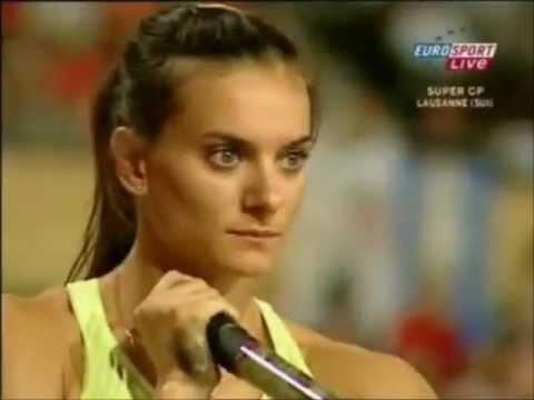 Yelena ISINBAYEVA - Russian Queen of Track & Field (Елена Исинбаева)