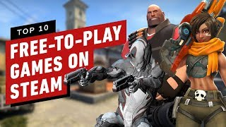 Ign's Top 10 Free To Play Games On Steam