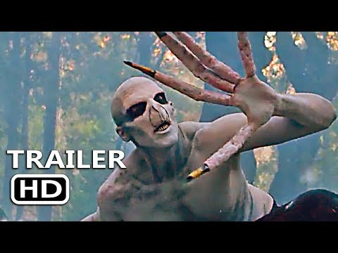 THE AXIOM Official Trailer 2 (2018) Horror Movie