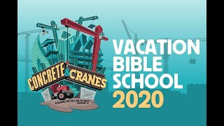 Virtual VBS Day 1 - Upload