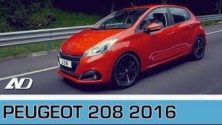 Peugeot 208 diesel 2016 - primer vistazo