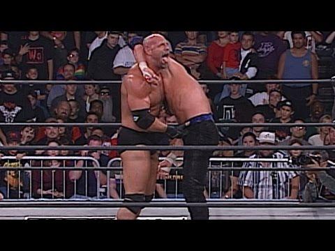 Goldberg vs. Diamond Dallas Page - WCW World Heavyweight Title Match: Halloween Havoc..